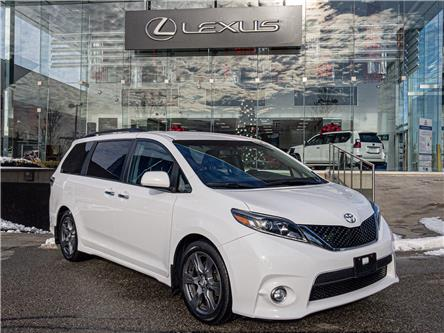 2017 Toyota Sienna  (Stk: 29423A) in Markham - Image 2 of 22