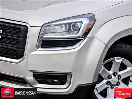 2016 GMC Acadia SLE2 (Stk: 19382A) in Barrie - Image 2 of 30