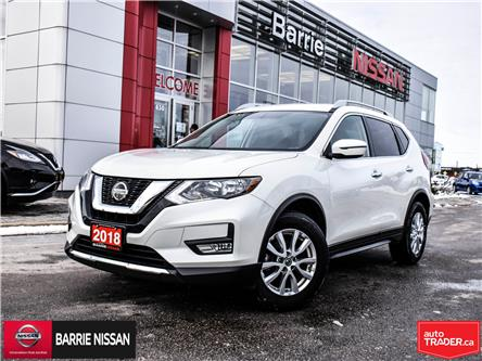 2018 Nissan Rogue SV (Stk: P4637) in Barrie - Image 1 of 29