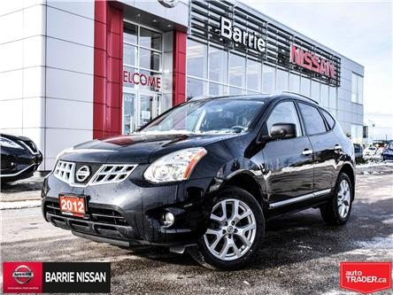 2012 Nissan Rogue  (Stk: 19295A) in Barrie - Image 1 of 27