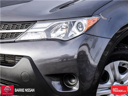 2015 Toyota RAV4 LE (Stk: P4642) in Barrie - Image 2 of 26