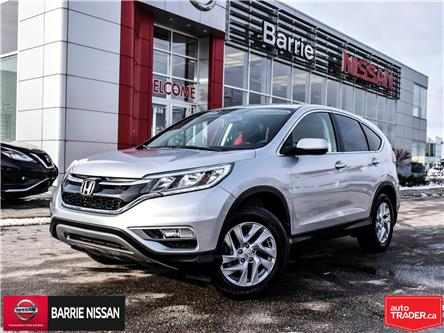 2016 Honda CR-V SE (Stk: 19661AA) in Barrie - Image 1 of 26