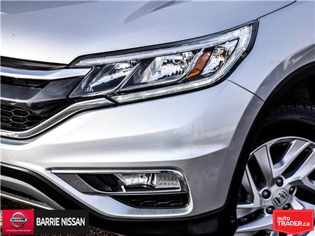 2016 Honda CR-V SE (Stk: 19661AA) in Barrie - Image 2 of 26