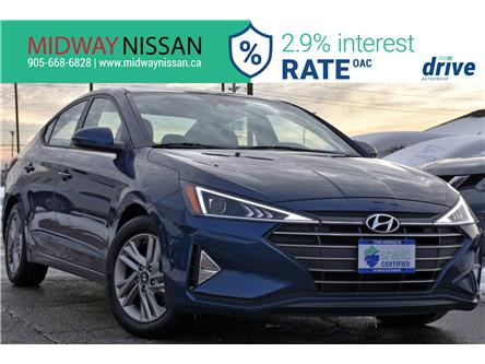 2019 Hyundai Elantra Preferred (Stk: U1945R) in Whitby - Image 1 of 31