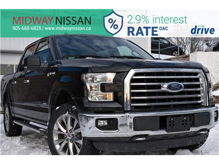 2016 Ford F-150 XLT (Stk: U1938) in Whitby - Image 1 of 30
