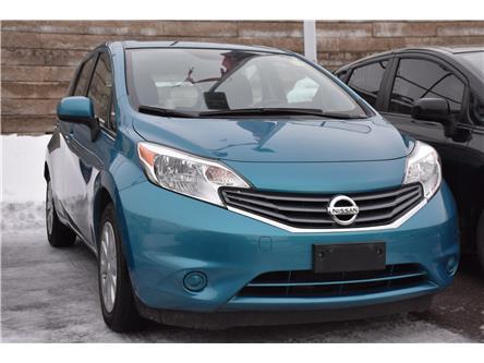 2014 Nissan Versa Note 1.6 SV (Stk: U886A) in Ajax - Image 1 of 3