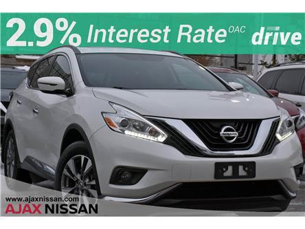 2016 Nissan Murano SV (Stk: U885A) in Ajax - Image 1 of 34