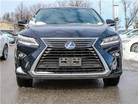 2017 Lexus RX 450h Base (Stk: 12726G) in Richmond Hill - Image 2 of 25