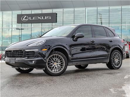 2018 Porsche Cayenne  (Stk: 12703G) in Richmond Hill - Image 1 of 27