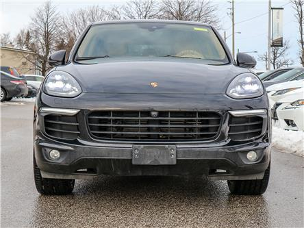 2018 Porsche Cayenne  (Stk: 12703G) in Richmond Hill - Image 2 of 27