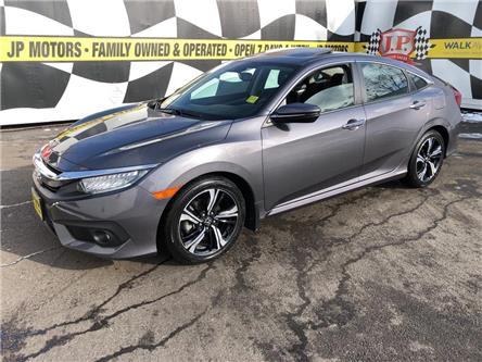 2018 Honda Civic Touring (Stk: 48405) in Burlington - Image 1 of 24