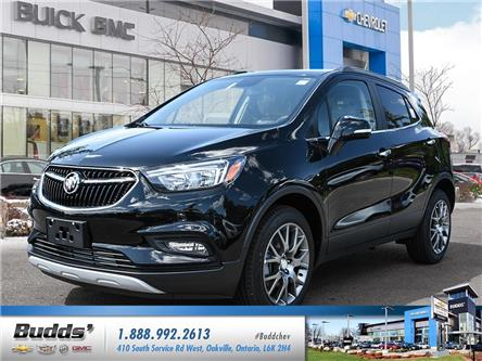 2019 Buick Encore Sport Touring (Stk: E9033) in Oakville - Image 1 of 25