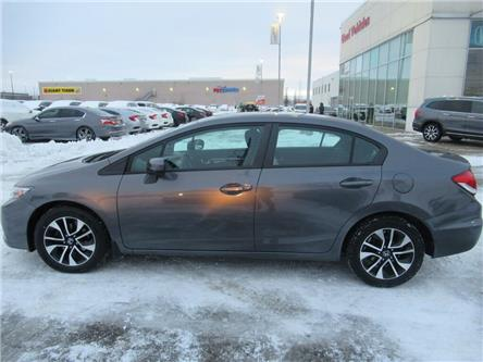 2015 Honda Civic Sedan 4dr Auto EX| RUBBER WEATHER MATS | ECO MODE! (Stk: 052870T) in Brampton - Image 2 of 27