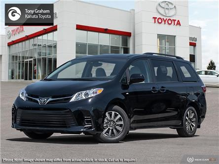 2020 Toyota Sienna LE 7-Passenger (Stk: 90074) in Ottawa - Image 1 of 24