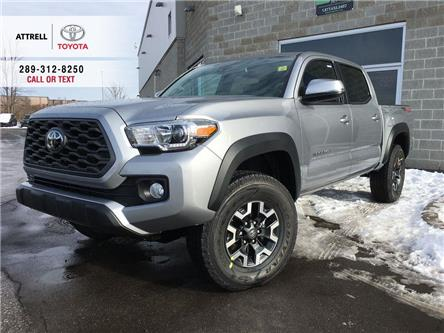 2020 Toyota Tacoma TRD OFF-ROAD (Stk: 46141) in Brampton - Image 1 of 27