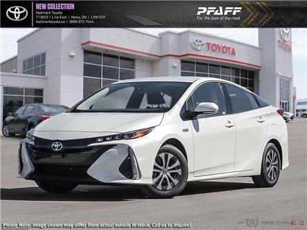 2020 Toyota Prius Prime eCVT (Stk: H20248) in Orangeville - Image 1 of 24