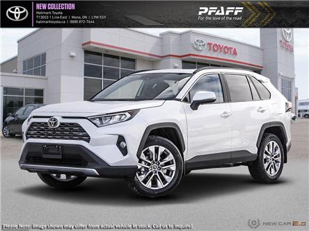 2020 Toyota RAV4 AWD Limited (Stk: H20254) in Orangeville - Image 1 of 10