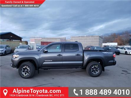 2020 Toyota Tacoma Base (Stk: X216501) in Cranbrook - Image 2 of 24