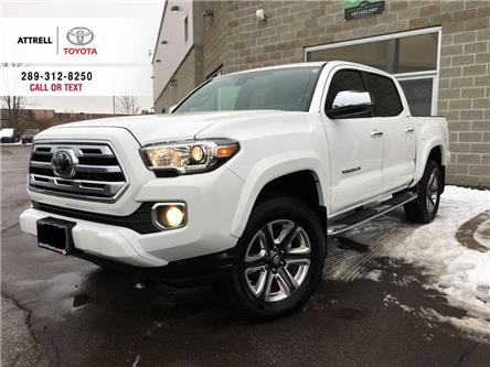 2019 Toyota Tacoma LIMITED (Stk: 43654) in Brampton - Image 1 of 25