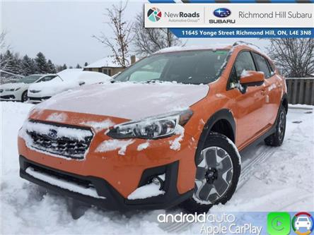 2020 Subaru Crosstrek Touring (Stk: 34157) in RICHMOND HILL - Image 1 of 22