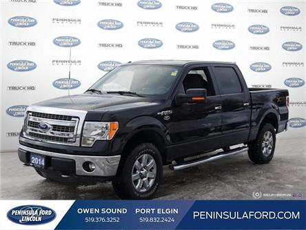 2014 Ford F-150  (Stk: 1858A) in Owen Sound - Image 1 of 23
