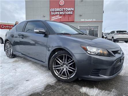 2013 Scion tC MANUAL | SUNROOF | AUX/USB | ALLOYS | (Stk: P12662A) in Georgetown - Image 2 of 24