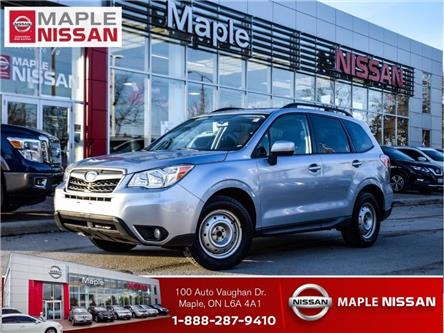 2014 Subaru Forester i Touring (Stk: M191032C) in Maple - Image 1 of 25