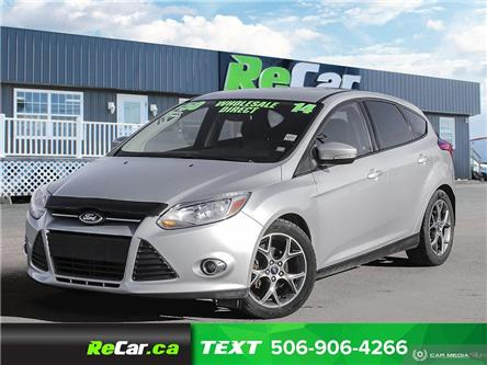 2014 Ford Focus SE (Stk: 191243A) in Saint John - Image 1 of 23