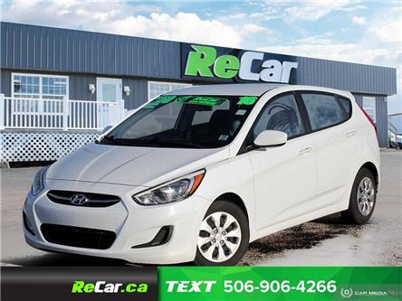 2016 Hyundai Accent GL (Stk: 190871B) in Saint John - Image 1 of 24