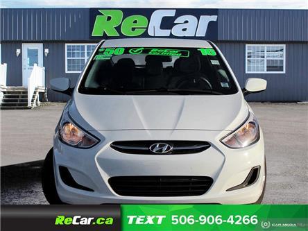 2016 Hyundai Accent GL (Stk: 190871B) in Saint John - Image 2 of 24