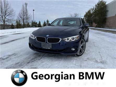 2015 BMW 428i xDrive Gran Coupe (Stk: B19257-2) in Barrie - Image 1 of 14