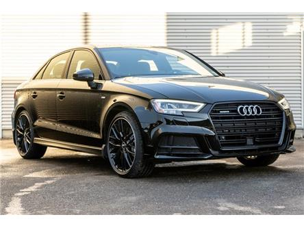 2020 Audi A3 45 Technik (Stk: N5478) in Calgary - Image 1 of 17