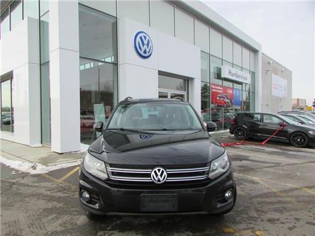 2014 Volkswagen Tiguan Comfortline (Stk: 96693A) in Toronto - Image 2 of 20