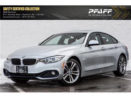 2016 BMW 428i xDrive Gran Coupe (Stk: D12691) in Markham - Image 1 of 21