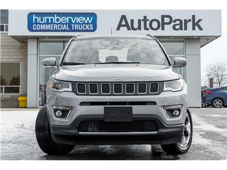 2018 Jeep Compass Limited (Stk: APR7016) in Mississauga - Image 2 of 20