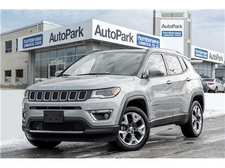 2018 Jeep Compass Limited (Stk: APR7016) in Mississauga - Image 1 of 20