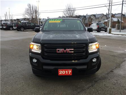 2017 GMC Canyon SLE (Stk: K538A) in Grimsby - Image 2 of 21
