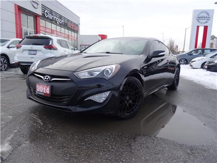 2014 Hyundai Genesis Coupe 2.0T Premium (Stk: KL524976A) in Bowmanville - Image 1 of 27