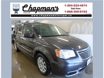 2015 Chrysler Town & Country Touring (Stk: 19-201A) in KILLARNEY - Image 1 of 39