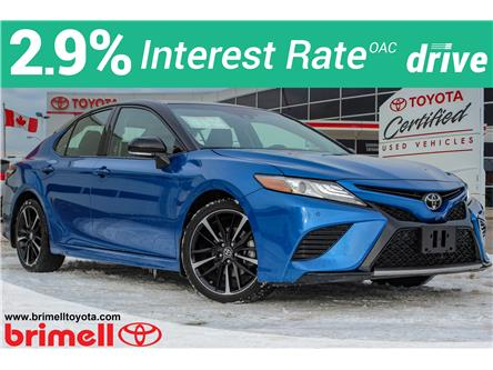 2018 Toyota Camry XSE (Stk: 10150) in Scarborough - Image 1 of 27