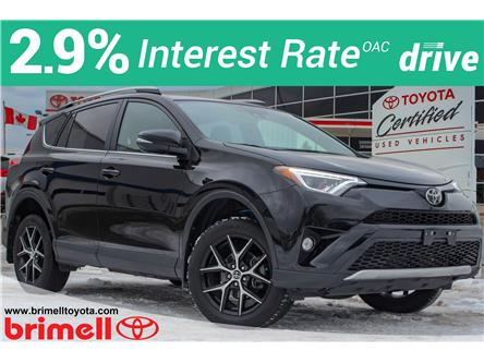 2018 Toyota RAV4 SE (Stk: 197597A) in Scarborough - Image 1 of 27