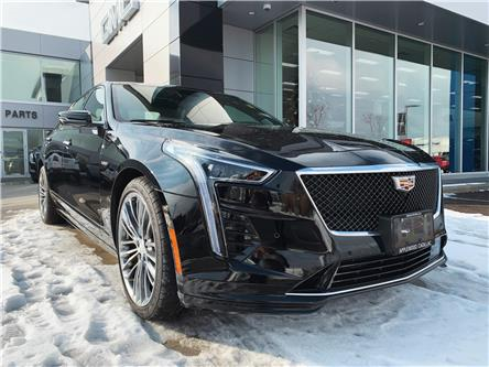 2019 Cadillac CT6-V 4.2L Blackwing Twin Turbo (Stk: K9C007) in Mississauga - Image 1 of 15