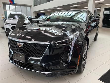 2019 Cadillac CT6-V 4.2L Blackwing Twin Turbo (Stk: K9C008) in Mississauga - Image 1 of 14
