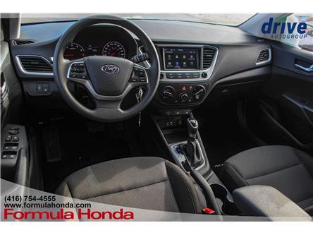2019 Hyundai Accent Preferred (Stk: B11609R) in Scarborough - Image 2 of 26