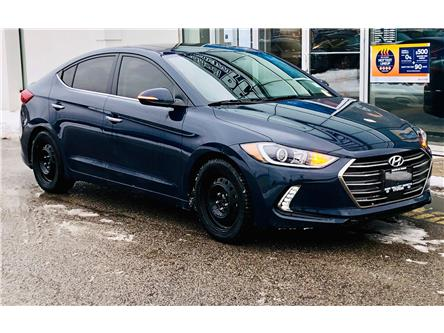 2017 Hyundai Elantra Limited Ultimate (Stk: 8185H) in Markham - Image 1 of 25