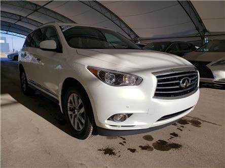 2013 Infiniti JX35 Base (Stk: LU0291A) in Calgary - Image 1 of 25