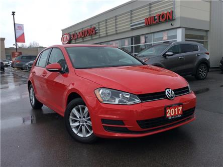 2017 Volkswagen Golf  (Stk: P0141) in Milton - Image 1 of 19