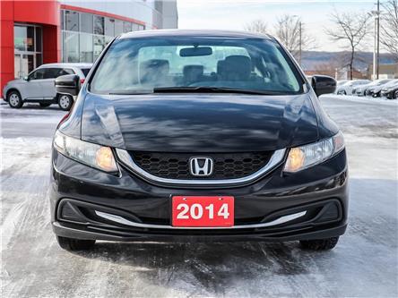 2014 Honda Civic LX (Stk: 19442AA) in Milton - Image 2 of 23