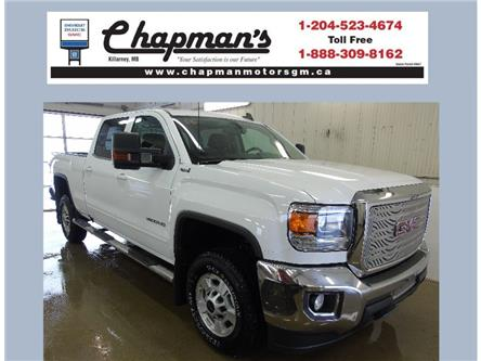 2016 GMC Sierra 2500HD SLE (Stk: 19-208A) in KILLARNEY - Image 1 of 37