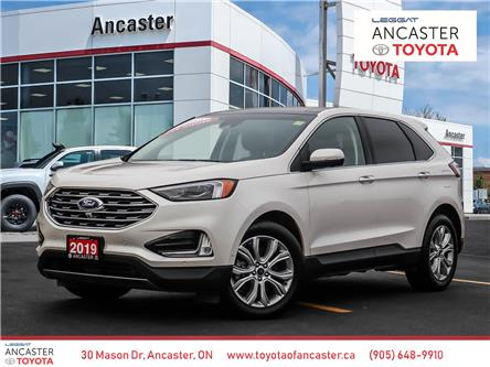 2019 Ford Edge Titanium (Stk: P178) in Ancaster - Image 1 of 30
